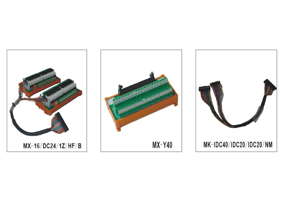 与DELTA PLC-DVP32SN系列连线输入、输出模组