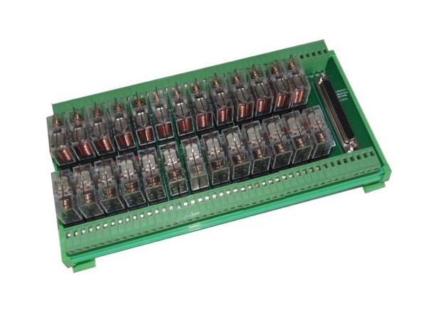 26通道继电器模组 MX-26/OUT/B