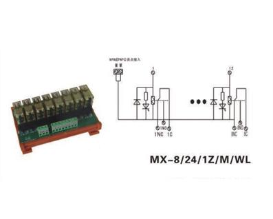 MX-8/24/1Z/M/WL