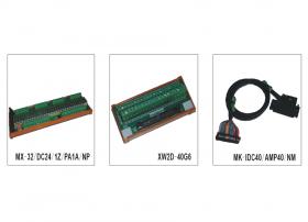 武汉与OMRON PLC-CJ1W系列连线输入、输出模组