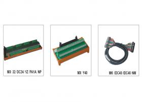 与KEYENCE PLC-KV系列连线输入、输出模组