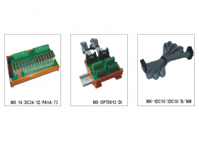 武汉与Panasonic PLC-FPOR-16CT系列连线输入、输出模组