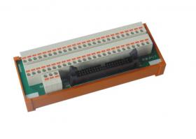 压接式I/O端子台TIFS553YSS 连接对象DX100 I/O单元 (JZMC-YIU01-E)