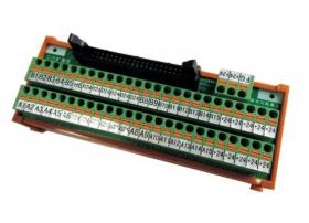 安川机器人DX200I/O扩展板内部接线图